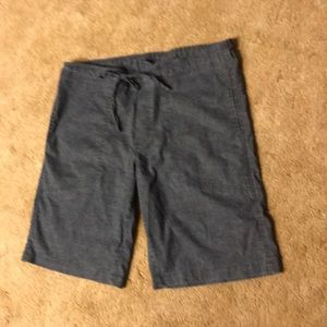 PRANA Brand Shorts-SUTRA SHORTS Size Large